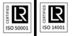 ISO 50001 et 14001 BRL Exploitation